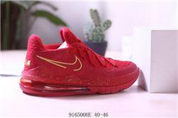 Men Nike LeBron 17 Basketball Shoes 962