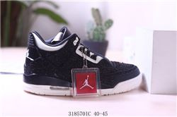 Men Air Jordan III Basketball Shoes AAA 411