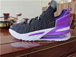 Men Nike LeBron 18 Basketball Shoes 966
