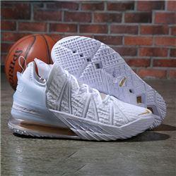 Men Nike LeBron 18 Basketball Shoes 968