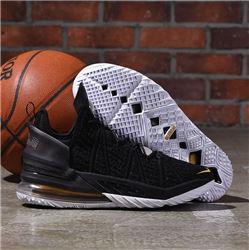 Men Nike LeBron 18 Basketball Shoes 972