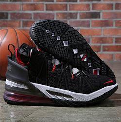 Men Nike LeBron 18 Basketball Shoes 973