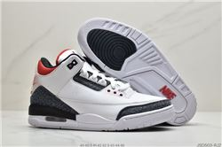 Men Air Jordan III Basketball Shoes AAA 414