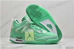 Men Air Jordan IV Retro Basketball Shoes AAA 555