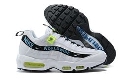 Men Nike Air Max 95 Running Shoes 433