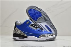 Men Air Jordan III Basketball Shoes AAAA 419