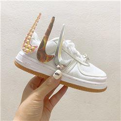 Kids Air Force 1 Sneakers 218