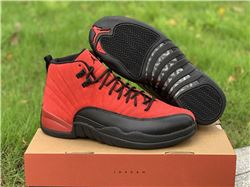 Men Air Jordan 12 Reverse Flu Game