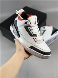 Men Air Jordan III Basketball Shoes AAAA 413