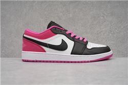 Women Air Jordan 1 Retro Low Sneaker 731