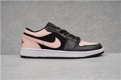 Women Air Jordan 1 Retro Low Sneaker 733