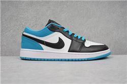 Women Air Jordan 1 Retro Low Sneaker 735