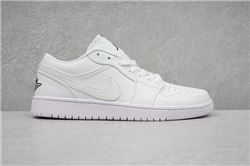 Women Air Jordan 1 Retro Low Sneaker 736