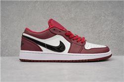 Women Air Jordan 1 Retro Low Sneaker 738