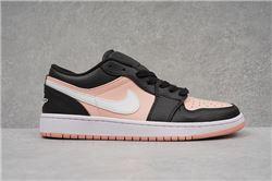 Women Air Jordan 1 Retro Low Sneaker 739
