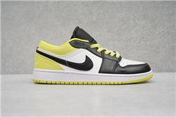 Women Air Jordan 1 Retro Low Sneaker 741