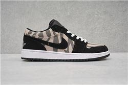 Men Air Jordan I Retro Low Basketball Shoes 1036