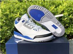 Men Fragment design x Air Jordan 3 Sample