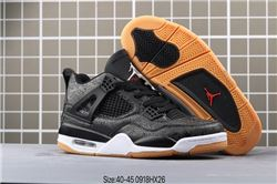 Men Air Jordan IV Retro Basketball Shoes 569