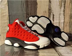 Men Air Jordan XIII Basketball Shoes 408