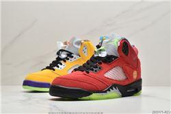 Women Sneaker Air Jordan V Retro AAAA 277