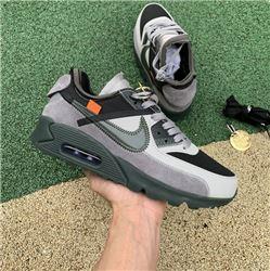 No shoe box Men Nike Air Max 90 x Off White