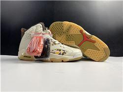 Men Air Jordan 6 Quai 54