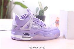 Women Air Jordan IV Retro Sneaker AAA 341