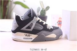 Women Air Jordan IV Retro Sneaker AAA 342