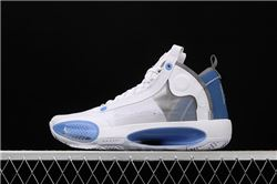 Men Air Jordan XXXIV Basketball Shoes AAAAA 2...