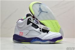 Men Air Jordan V Retro Basketball Shoes AAA 433