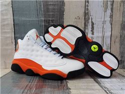 Men Air Jordan XIII Basketball Shoes 412