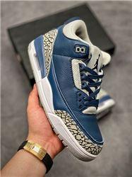 Women Air Jordan III Retro Sneakers AAAAA 253
