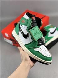 Men Air Jordan I Retro Basketball Shoes AAAAA 1043