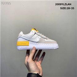 Kids Air Force 1 Sneakers 208
