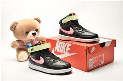 Kids Air Force 1 High Sneakers 222