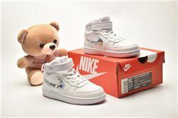 Kids Air Force 1 High Sneakers 229