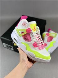 Women Air Jordan IV Retro Sneaker AAAAA 345