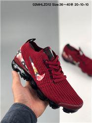 Women Nike Air VaporMax Flyknit 3 Sneakers AAA 422