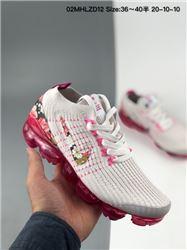 Women Nike Air VaporMax Flyknit 3 Sneakers AAA 426