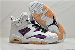 Women Air Jordan VI Retro Sneakers AAAAA 332