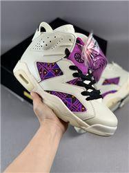 Women Air Jordan VI Retro Sneakers AAAAAA 333