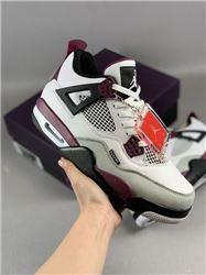 Men Air Jordan IV Retro Basketball Shoes AAAAA 582