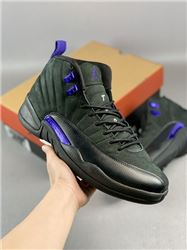Men Air Jordan XII Retro Basketball Shoes AAAAAA 396