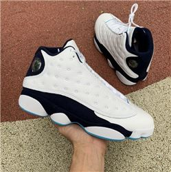 Men Air Jordan 13 Obsidian