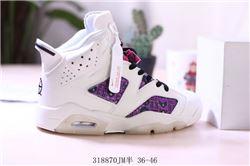 Women Air Jordan VI Retro Sneakers AAA 334