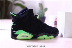 Women Air Jordan VI Retro Sneakers AAA 337