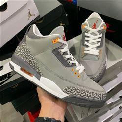 Men Air Jordan 3 Cool Gray