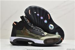 Men Air Jordan XXXIV Basketball Shoes AAA 276