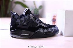 Men Air Jordan IV Retro Basketball Shoes AAA 590